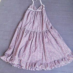 Moda international Maxi halter dress